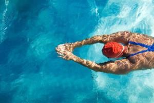 Zwembad wageningen